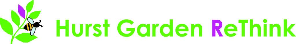 Hurst Garden Rethink